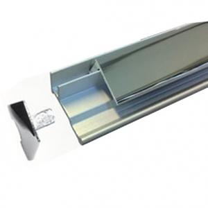 Profilé fixation miroir