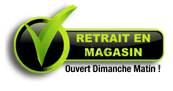 Retrait Magasin