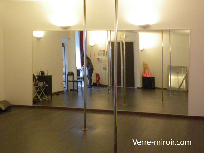 miroir pour salle de danse. Black Bedroom Furniture Sets. Home Design Ideas