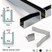 Profilé U9 - U12 clipper diffusion