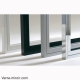 Profilé clipper diffusion F209 miroir atelier