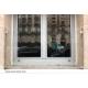 Protection fenêtre en verre feuilleté pince verre talon
