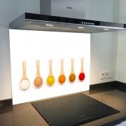 Fond de hotte verre imprimé personnalisé épice 7