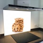 Fond de hotte verre imprimé personnalisé culinaire 14