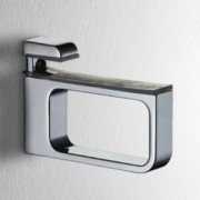 Support étagère en verre design 9100