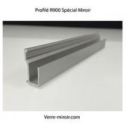 Profile R900 spécial miroir U inégal
