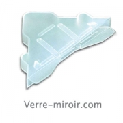 Protection d'angle pour verre et miroir x4