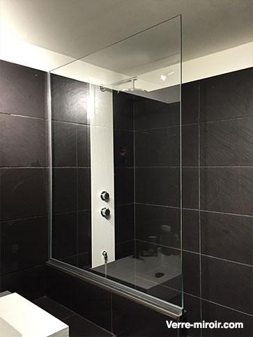 Paroi de douche sur mesure 6