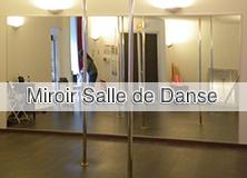 Miroir de salle de danse